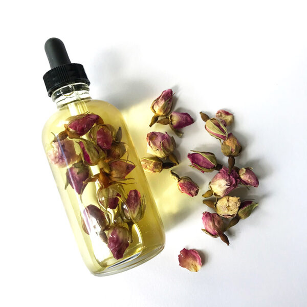 Rose Fusion Oil feature